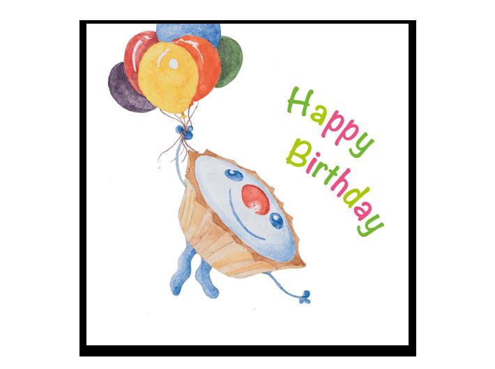Cake-O Balloons